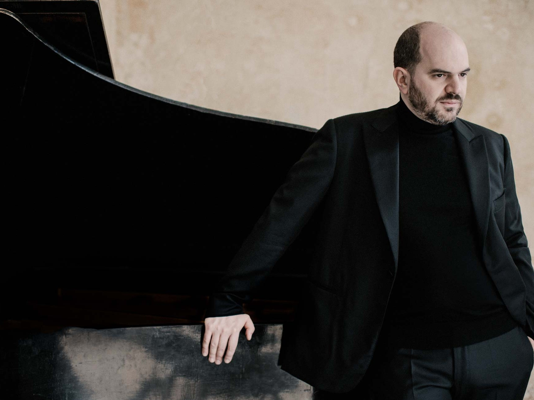 Kirill Gerstein, pianist – Macbeth Media Relations – Photo Marco Borggreve